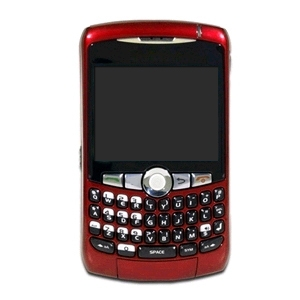 Blackberry Curve 8310 Red Unlocked GSM Smartphone