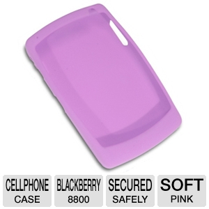 RIM Rubber Cell Phone Skin For Blackberry 8800