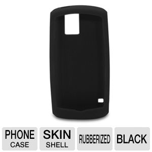 RIM Rubber Cell Phone Skin For Blackberry 8100