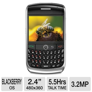 Blackberry 8900 Unlocked Refurbished Cell Phone