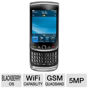 Blackberry Torch 9800 Unlocked GSM Cell Phone
