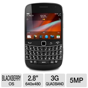 Blackberry 9900 Unlocked GSM Cell Phone