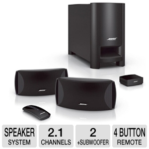 Bose� CineMate� Series II Speaker System