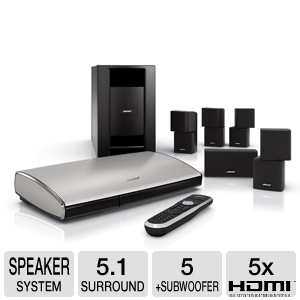 Bose� Lifestyle� T20 Home Theater System