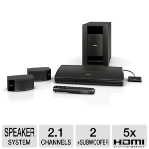 Bose� Lifestyle� 235 Home Theater System