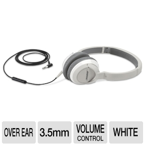 Bose 346019-0030 OE2i Audio Headphones White