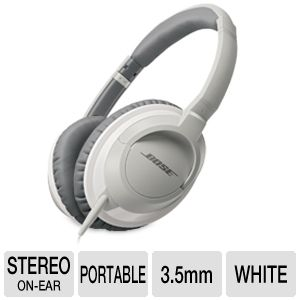 Bose� AE2i Cushioned Earcups On-ear Headphones