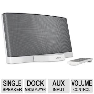 Bose� SoundDock II Acoustic Design Speaker Dock
