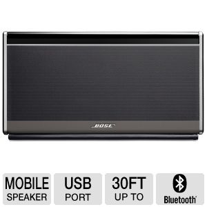Bose� SoundLink II Bluetooth Mobile Speaker Nylon