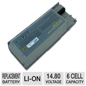 Battery Biz Dell Latitude Laptop Battery
