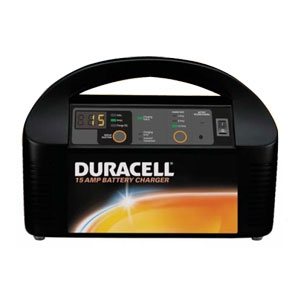Duracell 804-0157-07 15 AMP Battery Charger