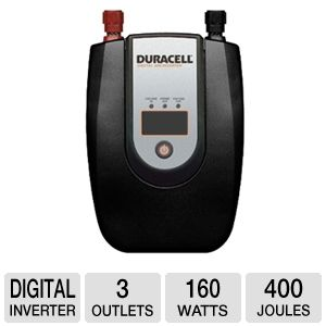Duracell 813-0207 Digital Inverter 200