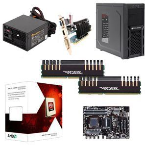 AMD FX-6350/GB 970/8GB DDR3/1GB VGA/650W/CS