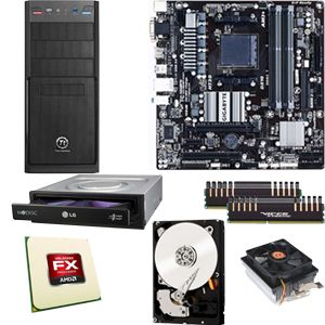 AMD FX-4130/GB 760G/8GB/1TB/DVDRW/FAN/450W/CS