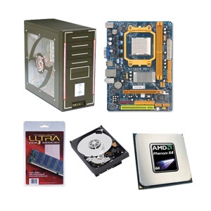 QUAD CORE 1TB PC Kit