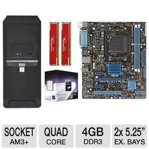 ASUS M5A78L-M LX PLUS AMD Bundle