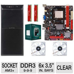 Biostar AMD A780L3C Motherboard Bundle