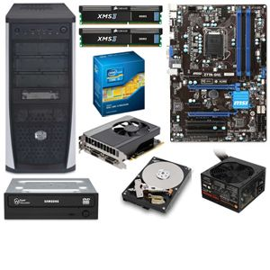 MSI Z77A-G41 Intel Core i5  Bundle