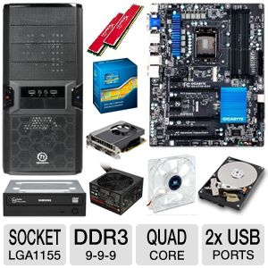 Gigabyte GA-Z77X-D3H I5-3570K QUAD CORE BUNDLE