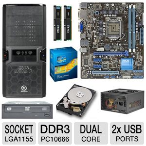 ASUS P8H61-M LE CSM REV3 Intel 6 Series Boa Bundle