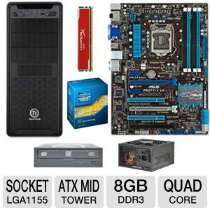 ASUS P8Z77-V LK 8GB QUAD CORE BUNDLE