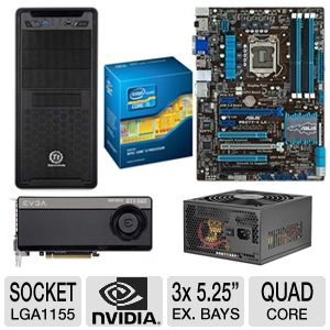 ASUS P8Z77-V LK QUAD CORE BUNDLE