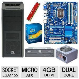 GIGABYTE GA-Z77-D3H Intel 7 Series Motherbo Bundle
