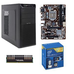 Intel Core i5-4570/GB B85/4GB DDR3/450W PSU/CS
