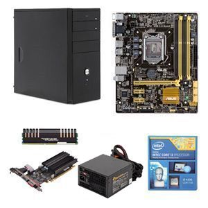 Intel Ci3-4330/ASUS B85/8GB DDR3/VGA/650W/CS
