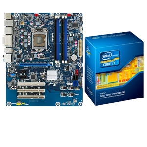 Intel BOXDZ68DB & Core i7-2600 with FREE Cyberlink