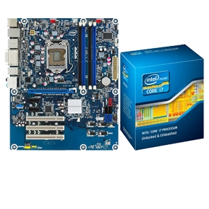 Intel DX68DB & Core i7-2600K with Free Cyberlink