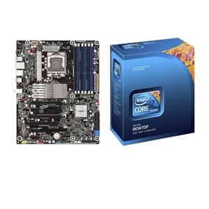 Intel DX58OG and Intel Core i7-960 Bundle