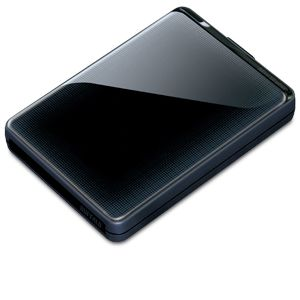 BUFFALO MiniStation Plus 2TB Portable HDD