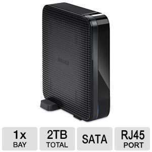 Buffalo LinkStation Live 2TB NAS