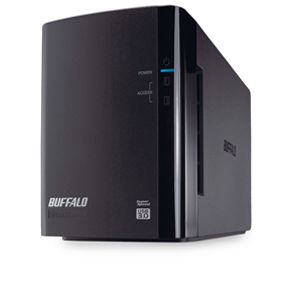 Buffalo DriveStation Duo 6TB Hard Drive