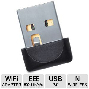 Buffalo WLI-UC-GNM N150 Wireless USB Adapter