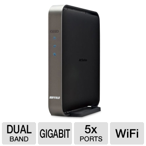 Buffalo AirStation AC1300 / N900 Wireless Router