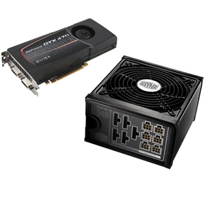 Cooler Master Silent Pro M 850W Power Suppl Bundle