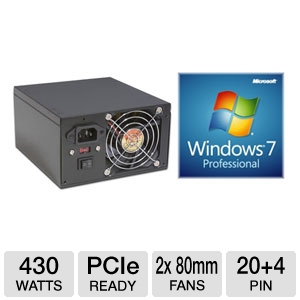 Microsoft Windows 7 Professional 64BIT - OE Bundle