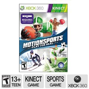Ubisoft Motion Sports Video Game for Kinect