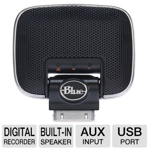 Blue Microphones Mikey 30-pin Digital Recorder