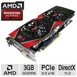 Diamond AMD Radeon R9 280X 3GB Graphics Card