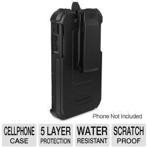Ballistic Hard Core Series Case For iPhone 4/4S