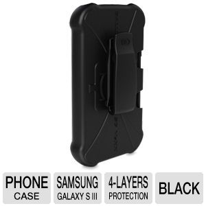 Ballistic SG MAXX Series Case For Galaxy S III