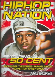 HIP HOP NATION VOL 1 - DVD Movie