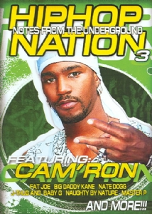 HIP HOP NATION VOL 3 - DVD Movie