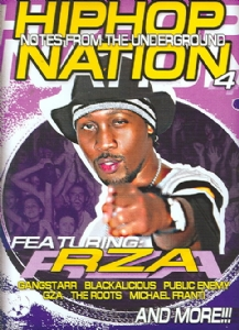 HIP HOP NATION VOL 4 - DVD Movie