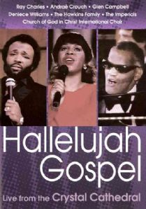HALLELUJAH GOSPEL:LIVE FROM THE CRYST - DVD Movie