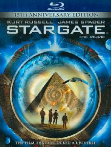 STARGATE - Blu-Ray Movie