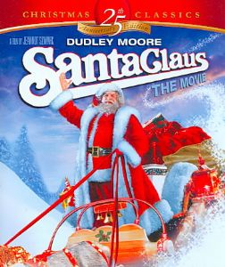SANTA CLAUS:MOVIE 25TH ANN ED - Blu-Ray Movie